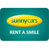 Sunny Cars Angebot Mietwagen ohne Kaution und ohne Kreditkarte
